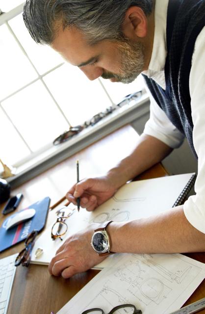 Todd Sketching