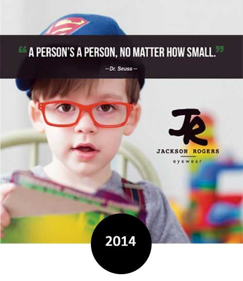 Todd Rogers Eyewear 2014