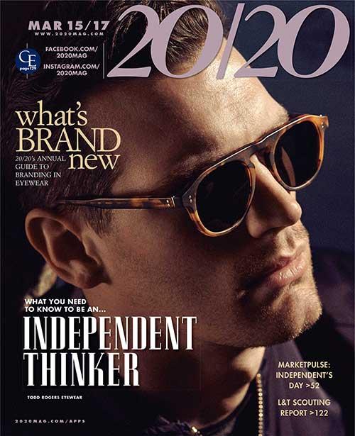 Cover of 20/20 Magazine